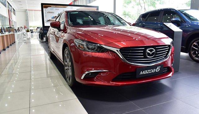 Bán Mazda 6 2.0l Premium cao cấp mới 100%