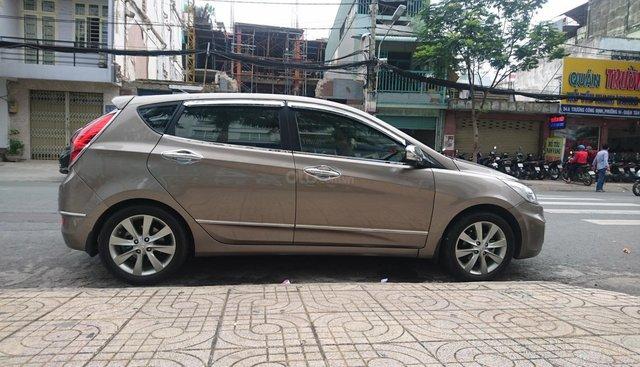 Bán xe Hyundai Accent 2014, 1.4L, 6AT, Hatchback, nhập khẩu Hàn Quốc