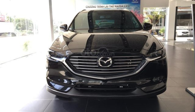 Bán Mazda CX-8 Premium đen bóng loáng