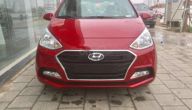 Hyundai I10 giảm sâu, hỗ trợ trả góp 85%, hỗ trợ làm hồ sơ vay vốn, mua xe với 150 triệu