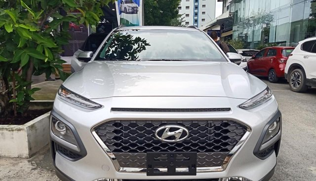 Xả kho Hyundai Kona 1.6AT turbo đủ màu+ Tặng BHCV+ Quà trị giá 6tr