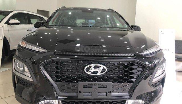 Hyundai Cầu Diễn - Bán Hyundai Kona tiêu chuẩn đen 2019, đủ màu, tặng 10-15 triệu, nhiều ưu đãi - LH: 0964898932