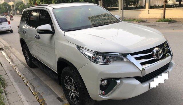 Cần bán xe Toyota Fortuner 2.7V 1 cầu nhập khẩu