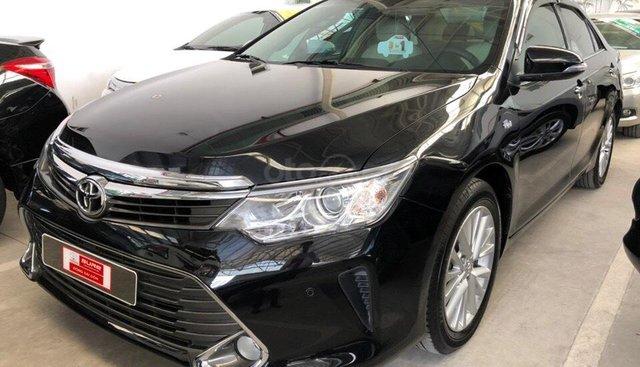 Toyota chính hãng bán Camry 2.5G - hỗ trợ ngân hàng 75%