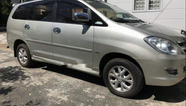 Cần bán gấp Toyota Innova đời 2006, xe không chạy dịch vụ