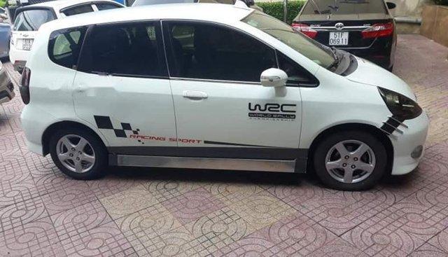 Bán xe Honda Jazz đời 2008, màu trắng, xe đẹp