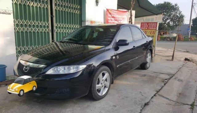 Cần bán Mazda 6 2004, odo đúng 98000km