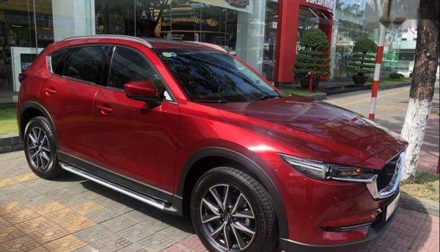 Cần bán Mazda CX 5 năm sản xuất 2019, màu đỏ, mới 100%