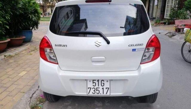 Cần bán gấp Suzuki Celerio đời 2018, màu trắng, nhập khẩu, đăng ký từ 11/2018