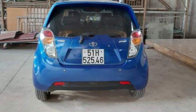 Bán Matiz Groove 2009 nhập Hàn Quốc, màu xanh dương zin, bốn máy 1.0, xe còn mới