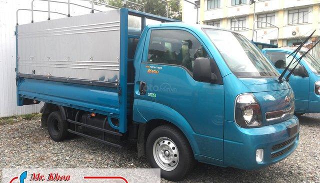Xe tải 2 tấn Thaco Kia K200 Lưu thông thành phố - Hỗ trợ trả góp 75% tại Bình Dương - LH: 0944.813.912