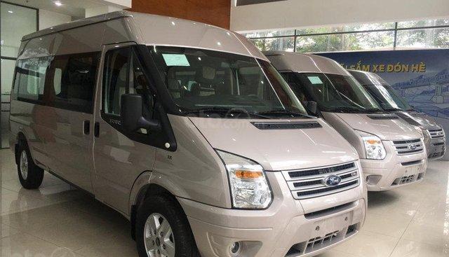 Ford Transit tại Tây Ninh, trả trước 10%, giao ngay, liên hệ để lấy giá gốc