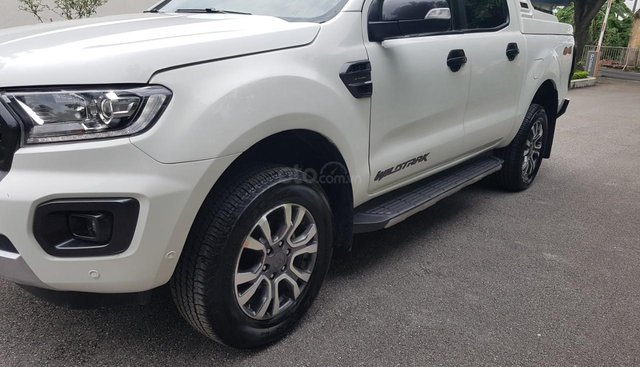 Cần bán xe Ford Ranger sản xuất 2018, màu trắng, nhập khẩu