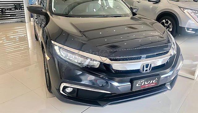 Bán xe Honda Civic G đời 2019, màu xanh lam, xe nhập