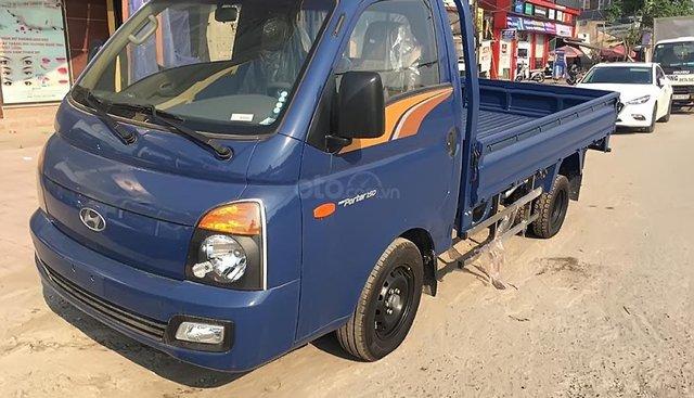 Bán Hyundai Porter H150 sản xuất năm 2019, màu xanh lam