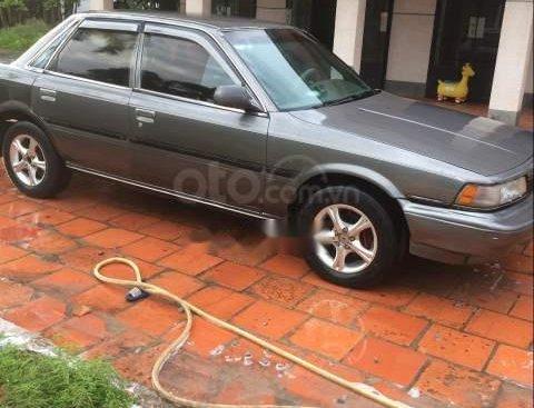 Bán Toyota Camry 1988, màu xám, nhập khẩu số sàn, giá chỉ 70 triệu
