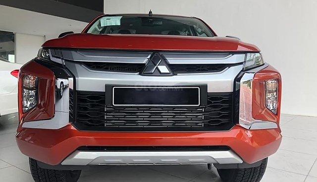 Bán xe Mitsubishi Triton 4x4 AT Mivec đời 2019, màu đỏ, nhập khẩu