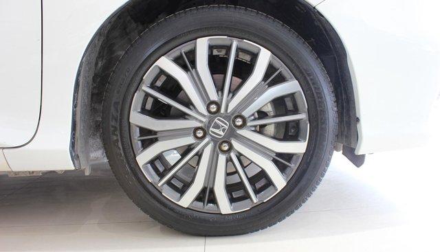Bán Honda City 1.5 CVT năm sản xuất 2017, màu trắng, 530tr