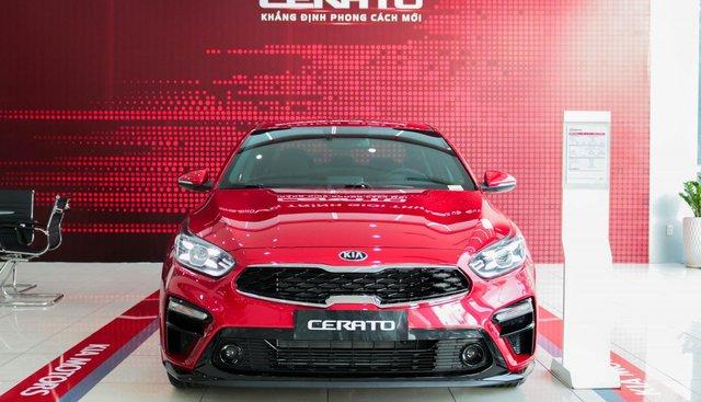Bán Cerato 2.0 màu đỏ, số tự động bản cao nhất 2019 + Ưu đãi hấp dẫn