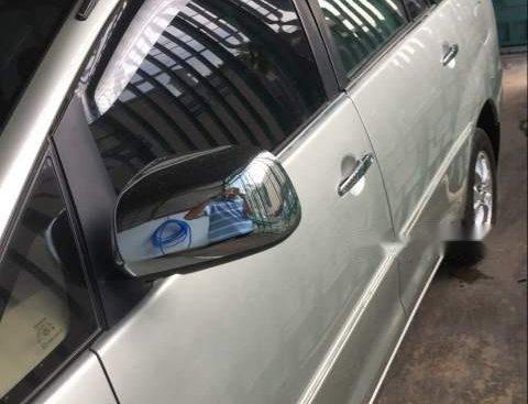 Bán Toyota Innova G sản xuất 2007, màu bạc, xe đẹp