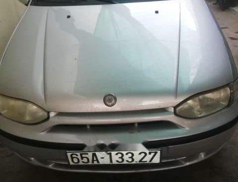 Bán Fiat Siena sản xuất năm 2003, màu bạc, nhập khẩu