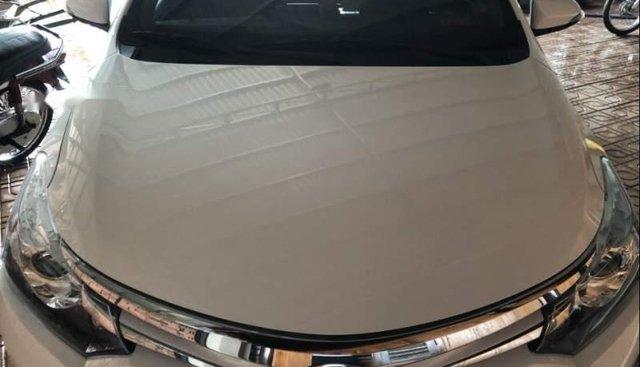Cần bán lại xe Toyota Vios sản xuất năm 2018, màu trắng
