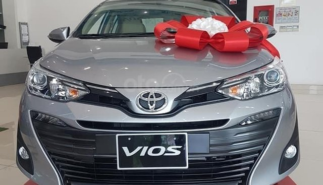 Bán Toyota Vios G khuyến mãi cực sốc tháng 7