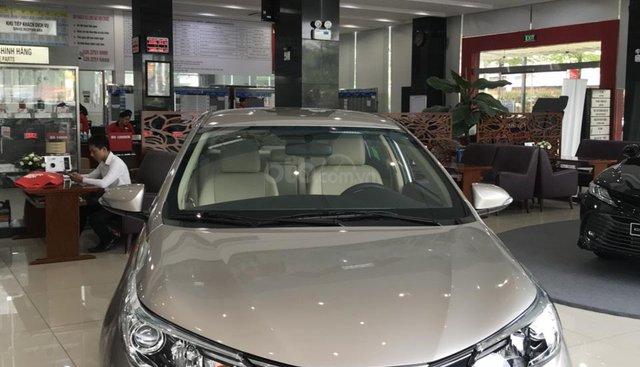 Bán Toyota Vios khuyến mãi cực sâu chỉ trong tháng 7