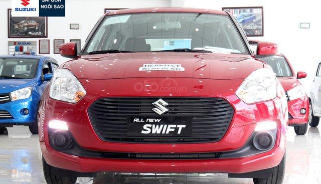 Bán trả góp Suzuki Swift 2019, đưa trước 166tr