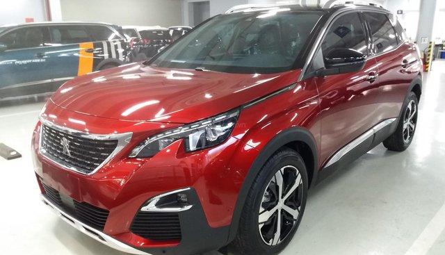 Bán Peugeot 3008 2019, màu đỏ