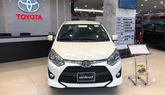Bán Toyota Wigo AT 2019 giá hot