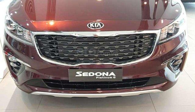 Kia Grand New Sedona 2019 giá hấp dẫn, ưu đãi lớn -mùa hè sôi động