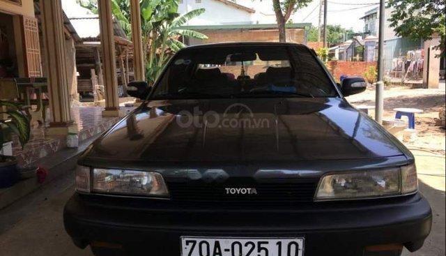 Bán Toyota Camry sản xuất 1987, màu xám, xe nhập