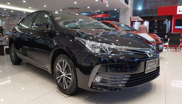 Bán xe Corolla Altis 1.8G nhận ngay với giá siêu hot, KM khủng thuế trước bạ lên đến 40 triệu đồng - LH: 0962038494