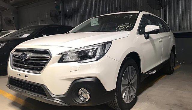 Bán ô tô Subaru Outback 2.5i-S EyeSight 2019, màu trắng, xe nhập