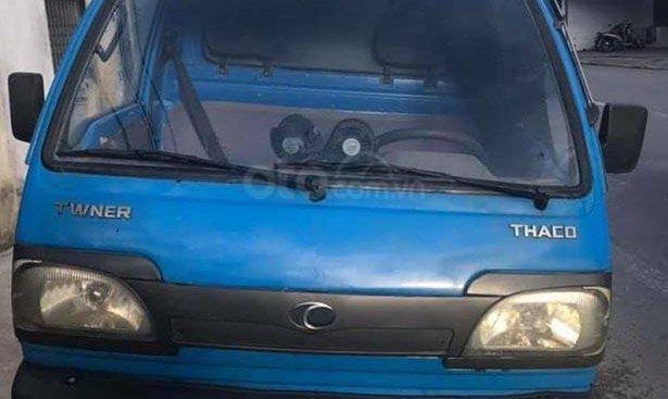 Cần bán xe Thaco TOWNER sản xuất năm 2011, màu xanh lam