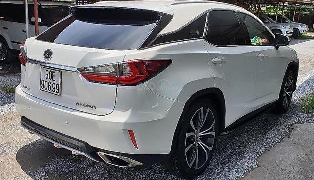 Bán ô tô Lexus RX 200T sản xuất 2017, màu trắng, nhập khẩu nguyên chiếc, xe chính chủ
