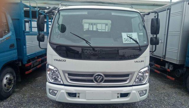Bán xe tải Thaco Ollin345 tải 3,5 tấn, đời 2019, màu trắng, xe nhập