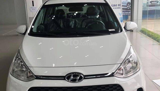 Hyundai Grand i10 2019 giảm sâu T7, trả góp 85%, thủ tục nhanh gọn. Gọi ngay lỡ cơ hội 0812.587.888