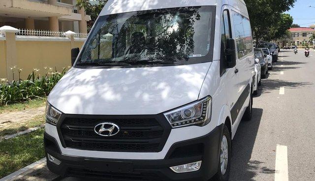 Bán Hyundai solati 16 chỗ, màu trắng, bán lỗ cũng bán, xe có sẵn giao ngay, hỗ trợ vay 80% xe - 0902.965.732 Mr. Hân