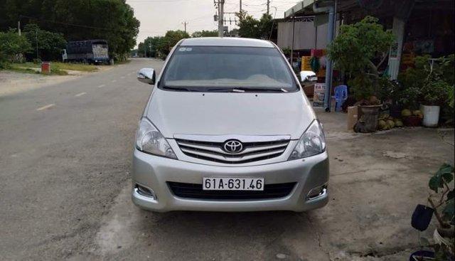 Cần bán Toyota Innova J lên G đời 2008 năm 2008, giá chỉ 275 triệu