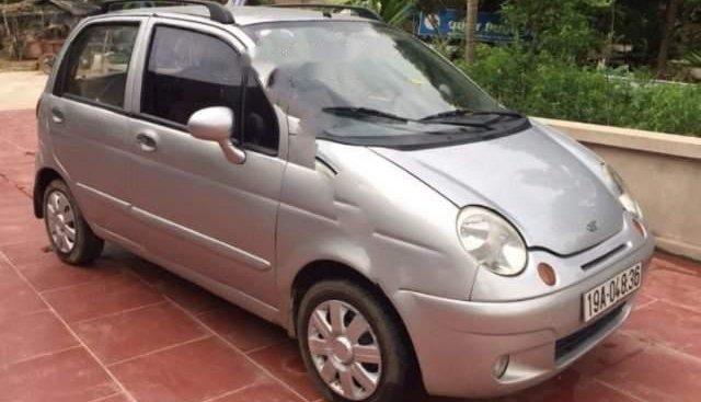 Bán Daewoo Matiz 2003, màu bạc, xe đẹp, gầm sáng máy ngon