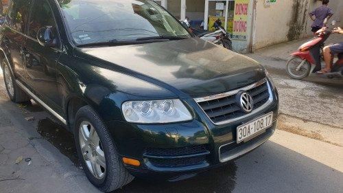 Bán ô tô Volkswagen Touareg 4.2 AT đời 2004 chính chủ