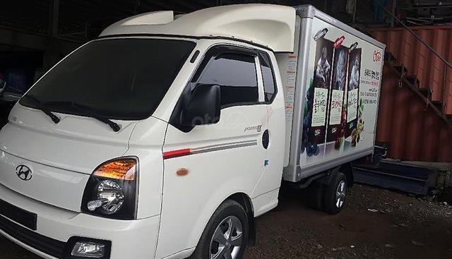 Bán Hyundai Porter II sản xuất 2014, màu trắng, nhập khẩu
