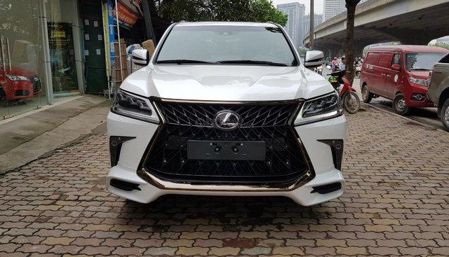 Bán Lexus 570 Black Edition S 2019, màu trắng, nhập khẩu