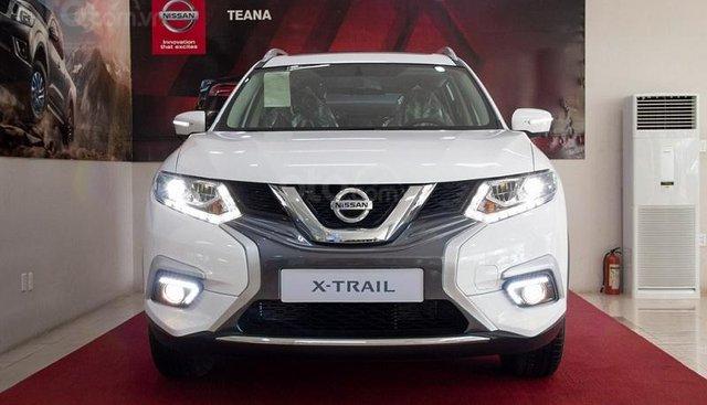 Cần bán Nissan X trail 2.5 SV VL sản xuất năm 2019, màu trắng mới