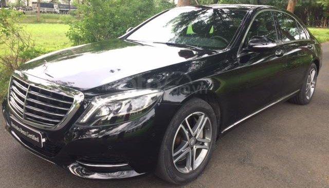 Mercedes-benz S400 sx 2017, màu đen, mới 95% chỉ 2% trước bạ