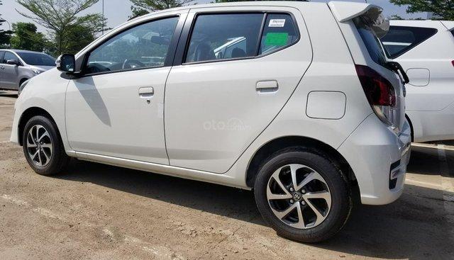 Toyota Wigo 2019 nhập khẩu - xe đô thị cả tuyệt vời