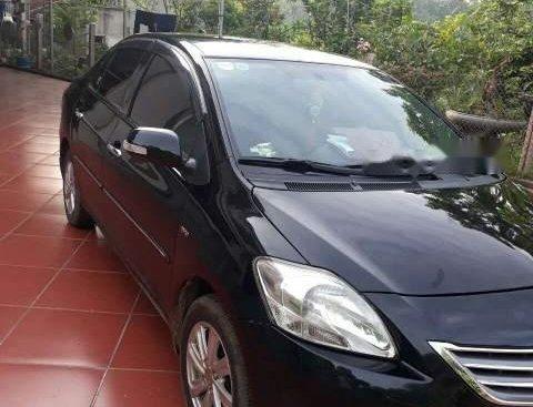 Bán Toyota Vios sản xuất năm 2010, màu đen, nhập khẩu nguyên chiếc