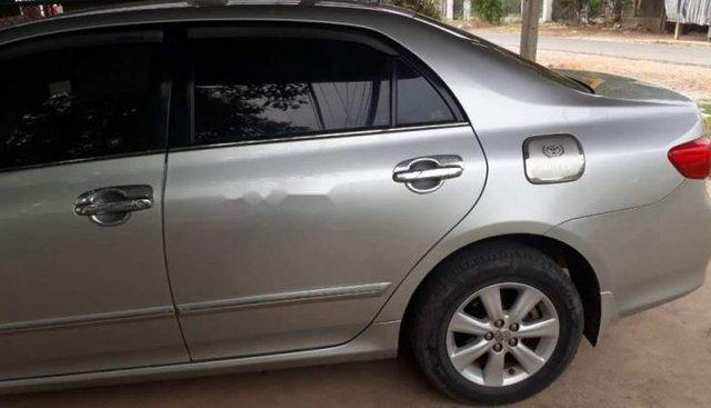 Bán xe Toyota Corolla altis năm sản xuất 2009, màu bạc, xe đẹp